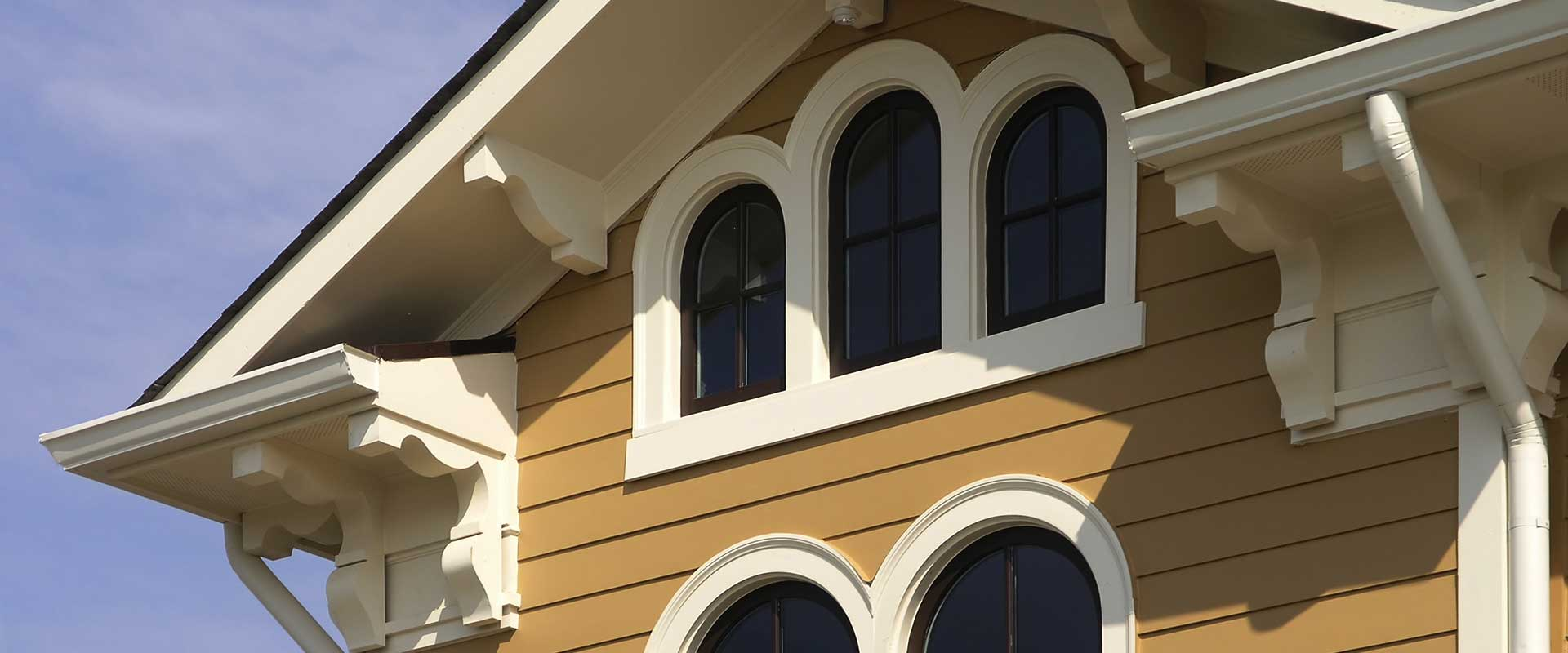 Как покрасить фасад дома своими руками : фото, подготовка фасада 65