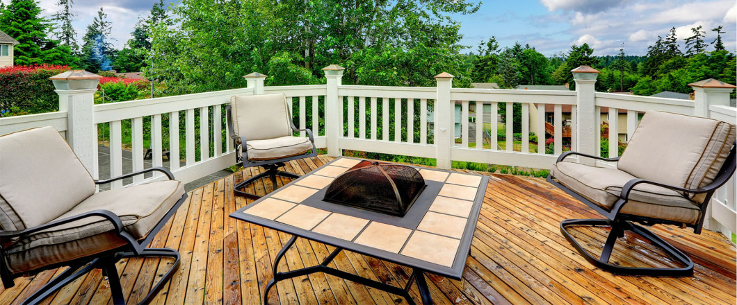 Don't Spend Your Fall Indoors. We'll Create You An Outdoor Deck You Can Enjoy Year-Round
